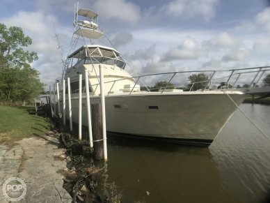 Hatteras Convertable 52, 52, for sale - $232,000