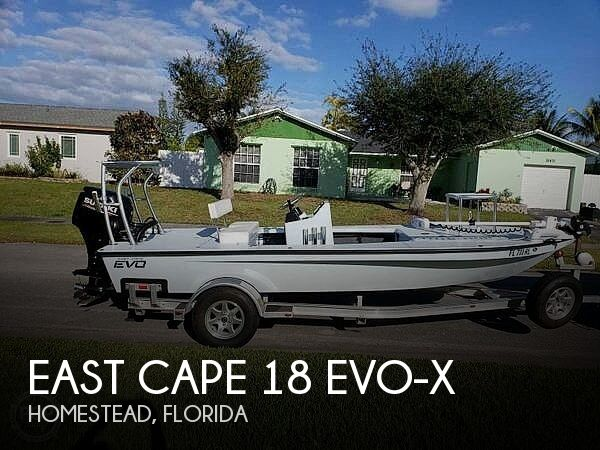 Used East Cape Boats For Sale by owner | 2017 East Cape 18