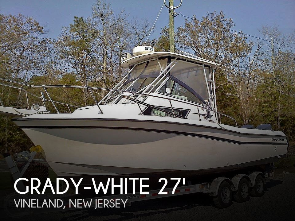 1997 Grady-White boat for sale, model of the boat is Sailfish 272 & Image # 1 of 25