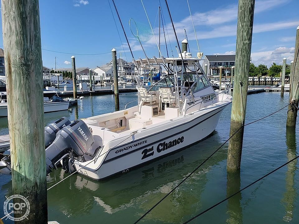 1997 Grady-White boat for sale, model of the boat is Sailfish 272 & Image # 3 of 25