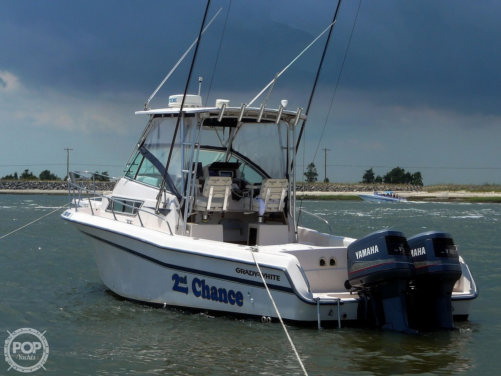 1997 Grady-White boat for sale, model of the boat is Sailfish 272 & Image # 10 of 25