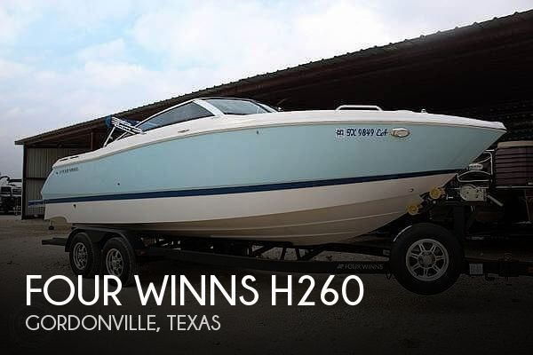 Used Four Winns 26 Boats For Sale by owner | 2018 Four Winns H260
