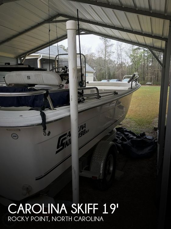 Used Carolina Skiff Boats For Sale in North Carolina by owner | 2011 Carolina Skiff 198 DLV