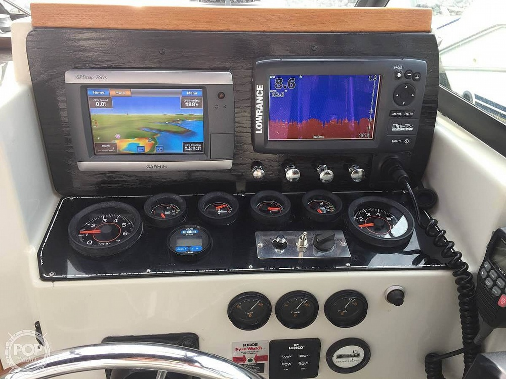 1987 Rampage boat for sale, model of the boat is Express 24 & Image # 23 of 41