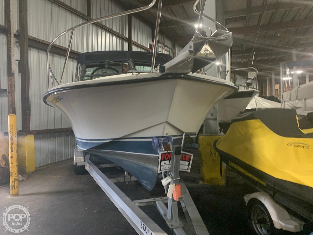 1987 Rampage boat for sale, model of the boat is Express 24 & Image # 26 of 41