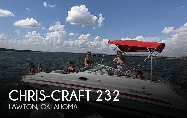 Used Chris-Craft Deck Boats For Sale by owner | 2000 Chris-Craft 262 Sports Deck