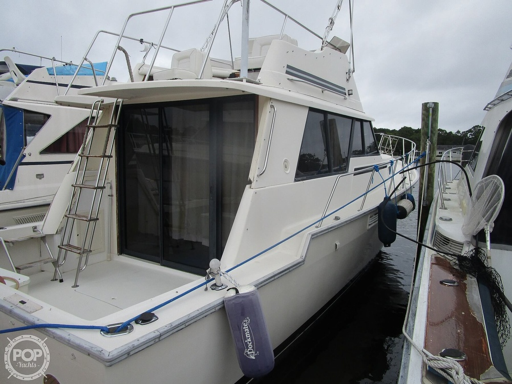 1987 Mainship boat for sale, model of the boat is 34 III & Image # 11 of 40