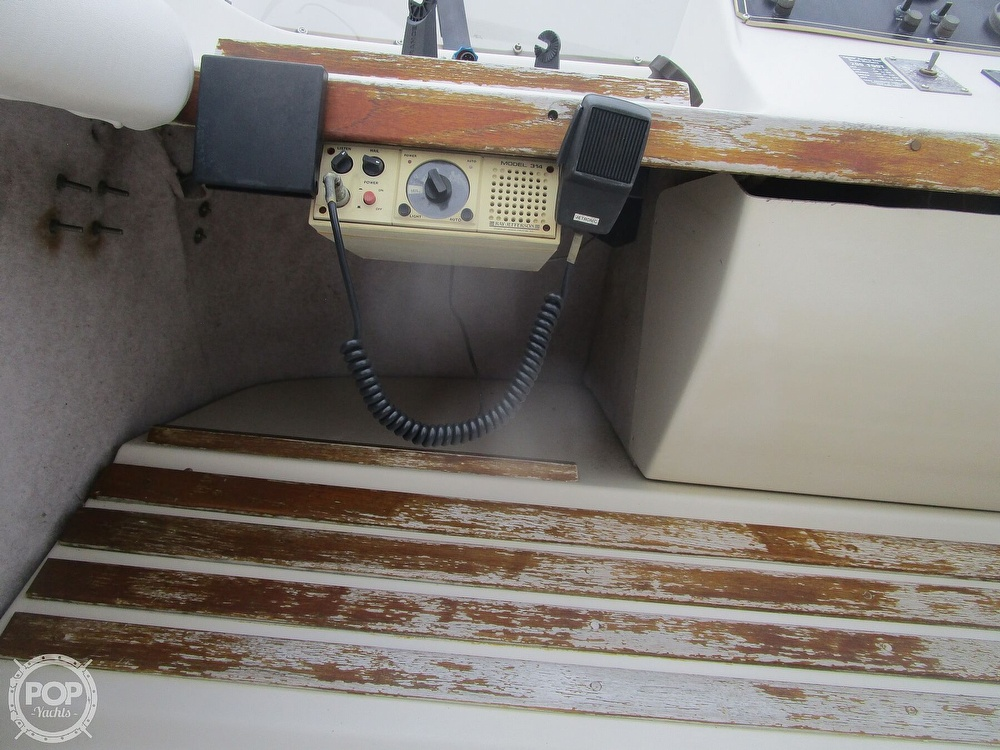 1987 Mainship boat for sale, model of the boat is 34 III & Image # 17 of 40