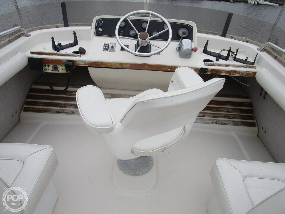 1987 Mainship boat for sale, model of the boat is 34 III & Image # 19 of 40
