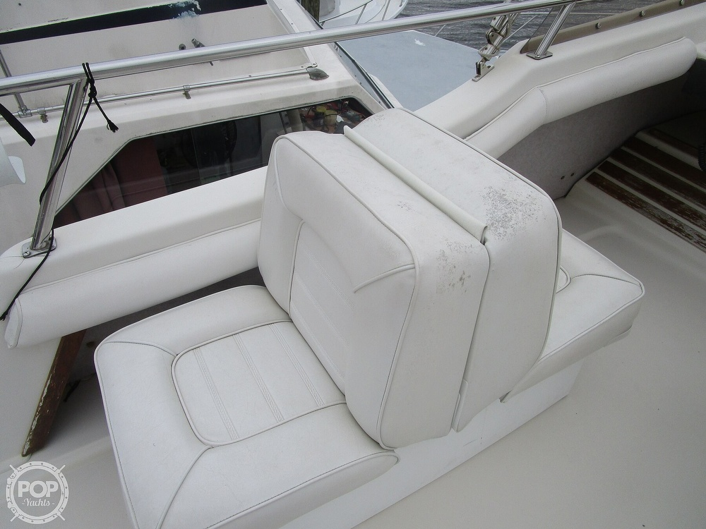 1987 Mainship boat for sale, model of the boat is 34 III & Image # 20 of 40