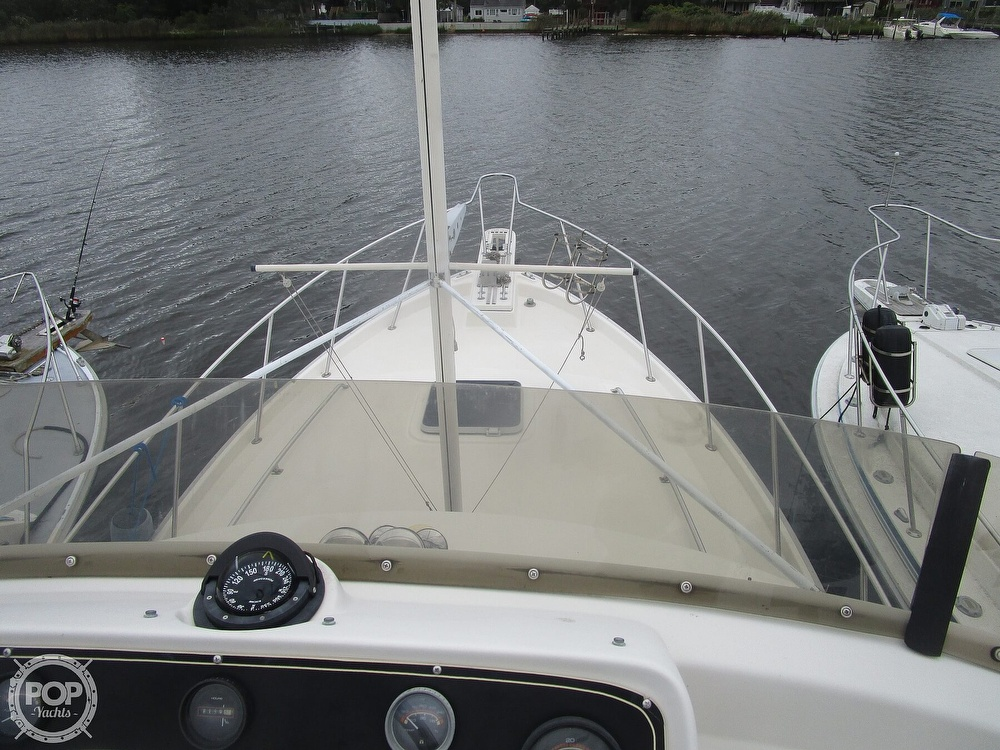 1987 Mainship boat for sale, model of the boat is 34 III & Image # 21 of 40