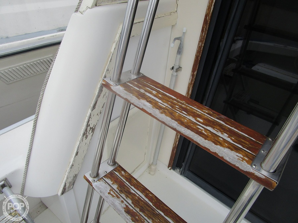 1987 Mainship boat for sale, model of the boat is 34 III & Image # 24 of 40