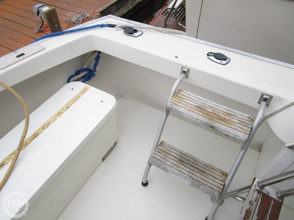 1987 Mainship boat for sale, model of the boat is 34 III & Image # 25 of 40