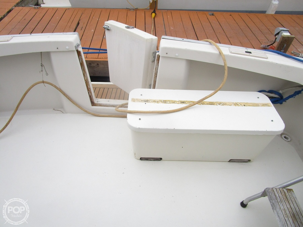 1987 Mainship boat for sale, model of the boat is 34 III & Image # 26 of 40
