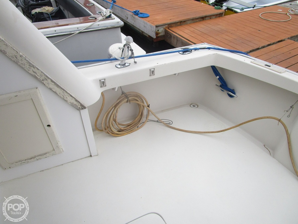 1987 Mainship boat for sale, model of the boat is 34 III & Image # 27 of 40