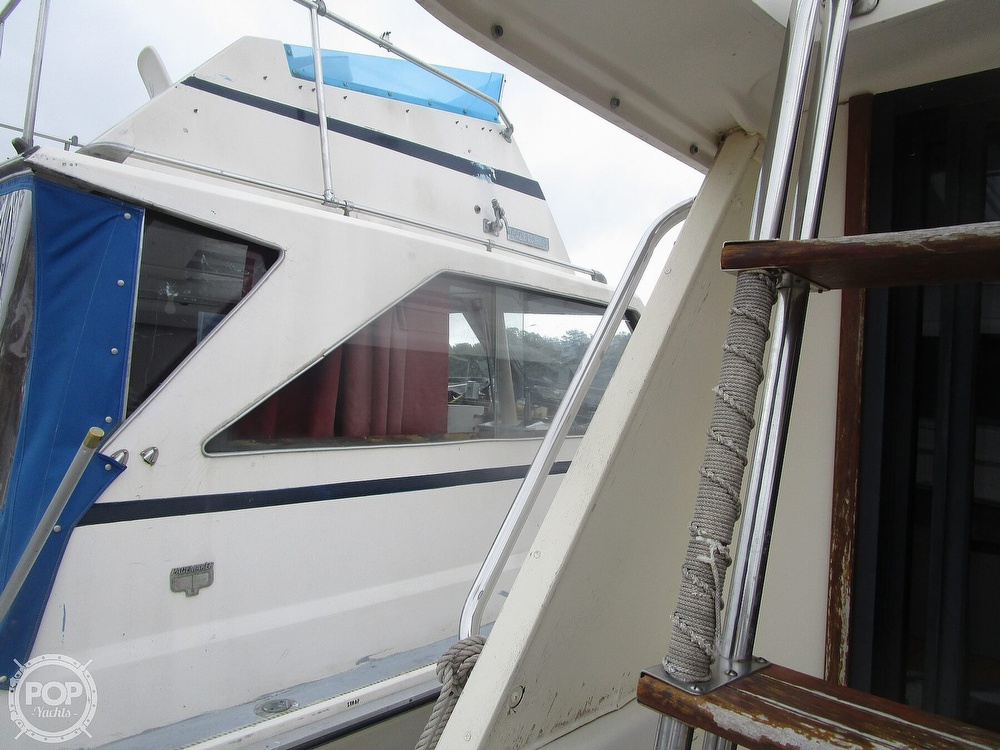 1987 Mainship boat for sale, model of the boat is 34 III & Image # 30 of 40
