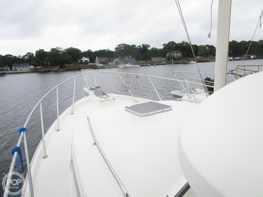 1987 Mainship boat for sale, model of the boat is 34 III & Image # 40 of 40