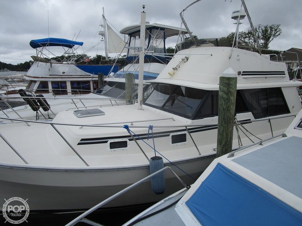 1987 Mainship boat for sale, model of the boat is 34 III & Image # 3 of 40