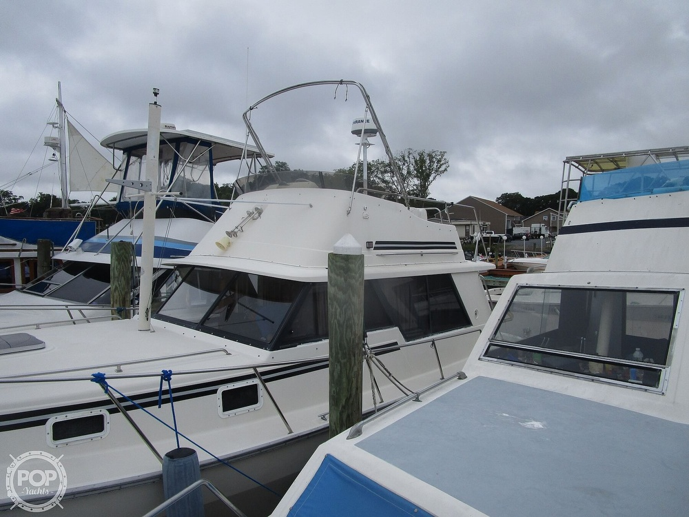1987 Mainship boat for sale, model of the boat is 34 III & Image # 5 of 40