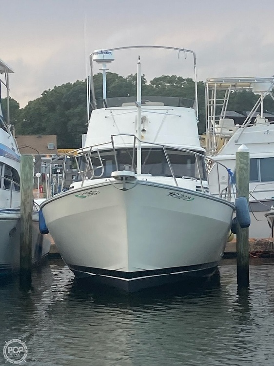 1987 Mainship boat for sale, model of the boat is 34 III & Image # 2 of 40