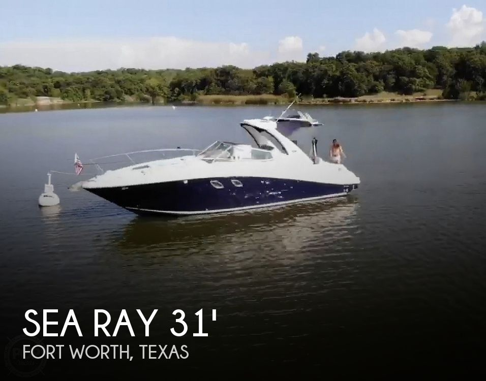 Used Sea Ray Boats For Sale in Texas by owner | 2007 Sea Ray 310 Sundancer
