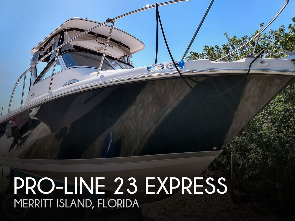 2007 Pro-Line boat for sale, model of the boat is Express & Image # 1 of 41