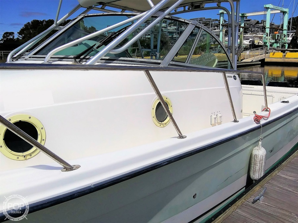 2004 Trophy boat for sale, model of the boat is 2902 WA & Image # 8 of 40