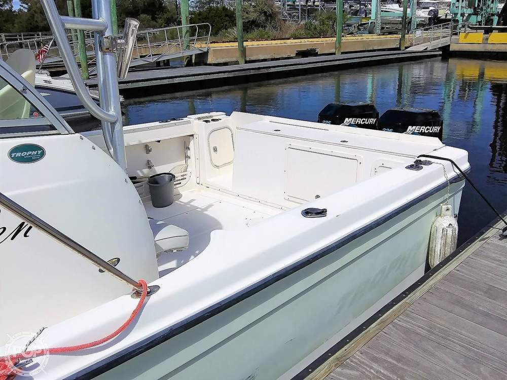 2004 Trophy boat for sale, model of the boat is 2902 WA & Image # 11 of 40