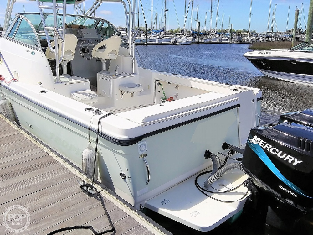 2004 Trophy boat for sale, model of the boat is 2902 WA & Image # 16 of 40