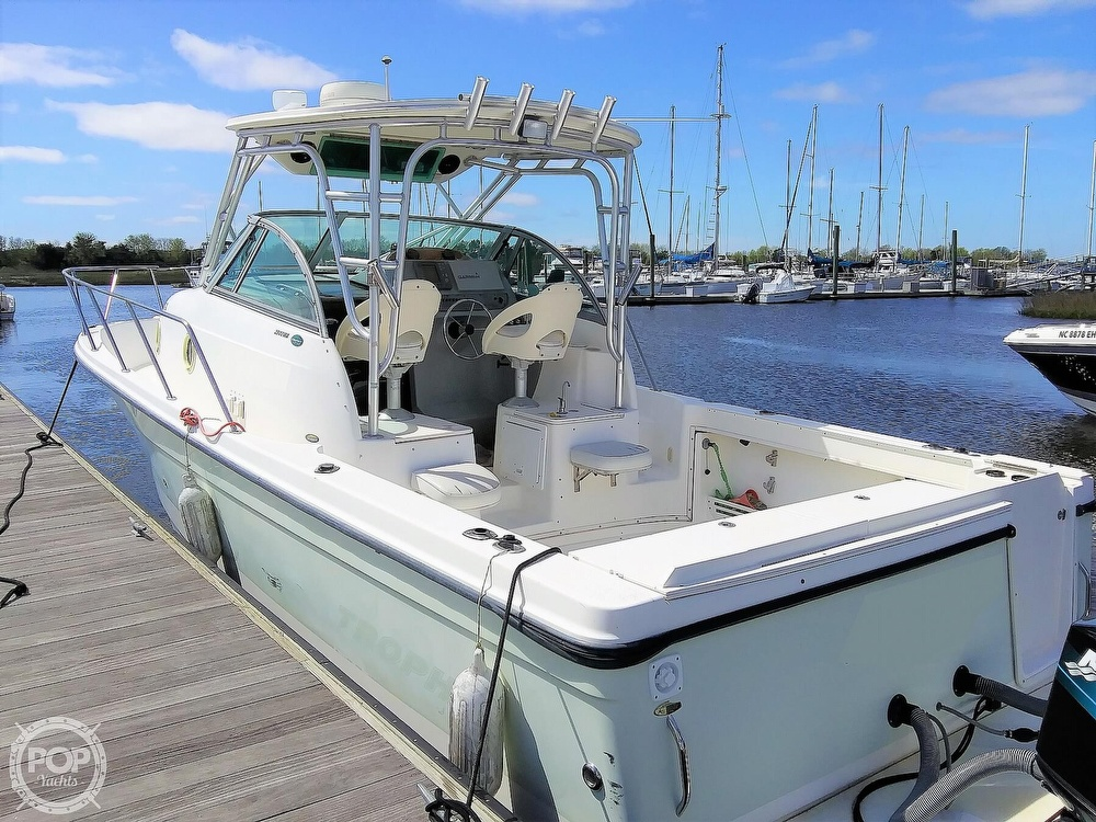 2004 Trophy boat for sale, model of the boat is 2902 WA & Image # 17 of 40