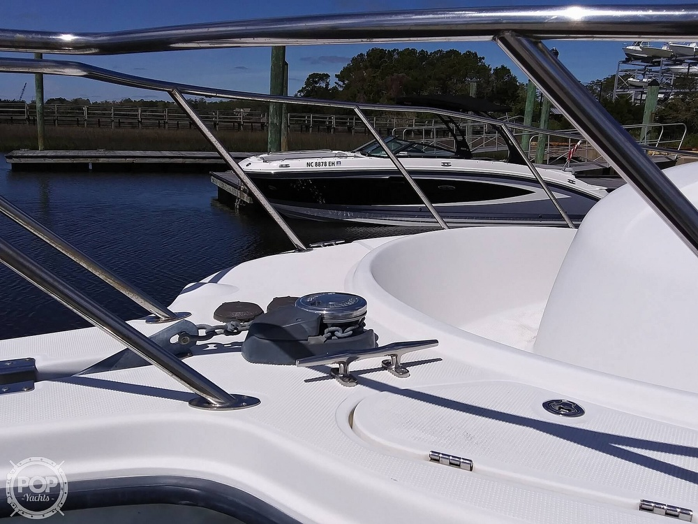 2004 Trophy boat for sale, model of the boat is 2902 WA & Image # 23 of 40