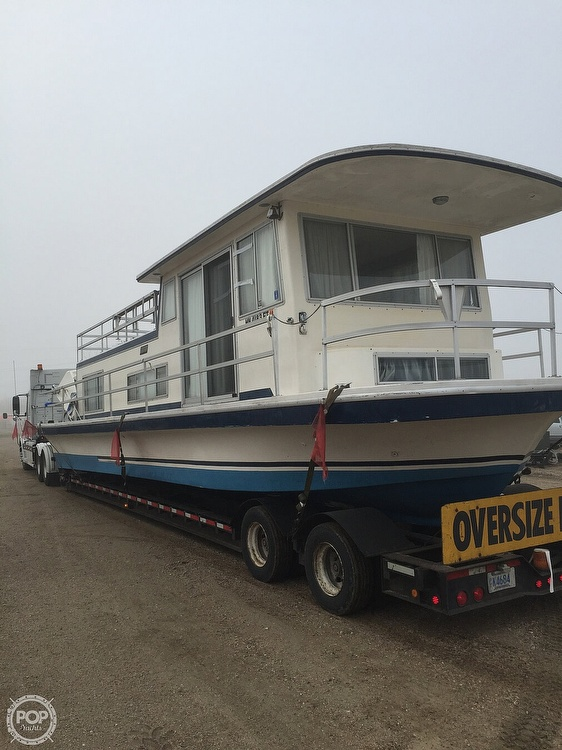 1977 Gibson boat for sale, model of the boat is 12 x 42 & Image # 23 of 35