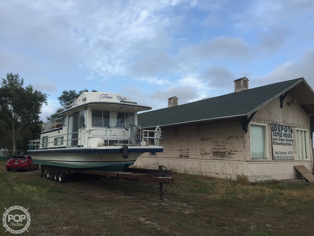 1977 Gibson boat for sale, model of the boat is 12 x 42 & Image # 26 of 35