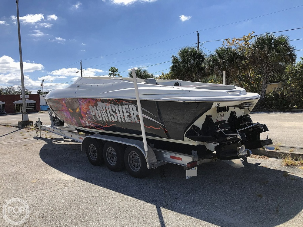 1996 Baja boat for sale, model of the boat is Boss 302 & Image # 6 of 40