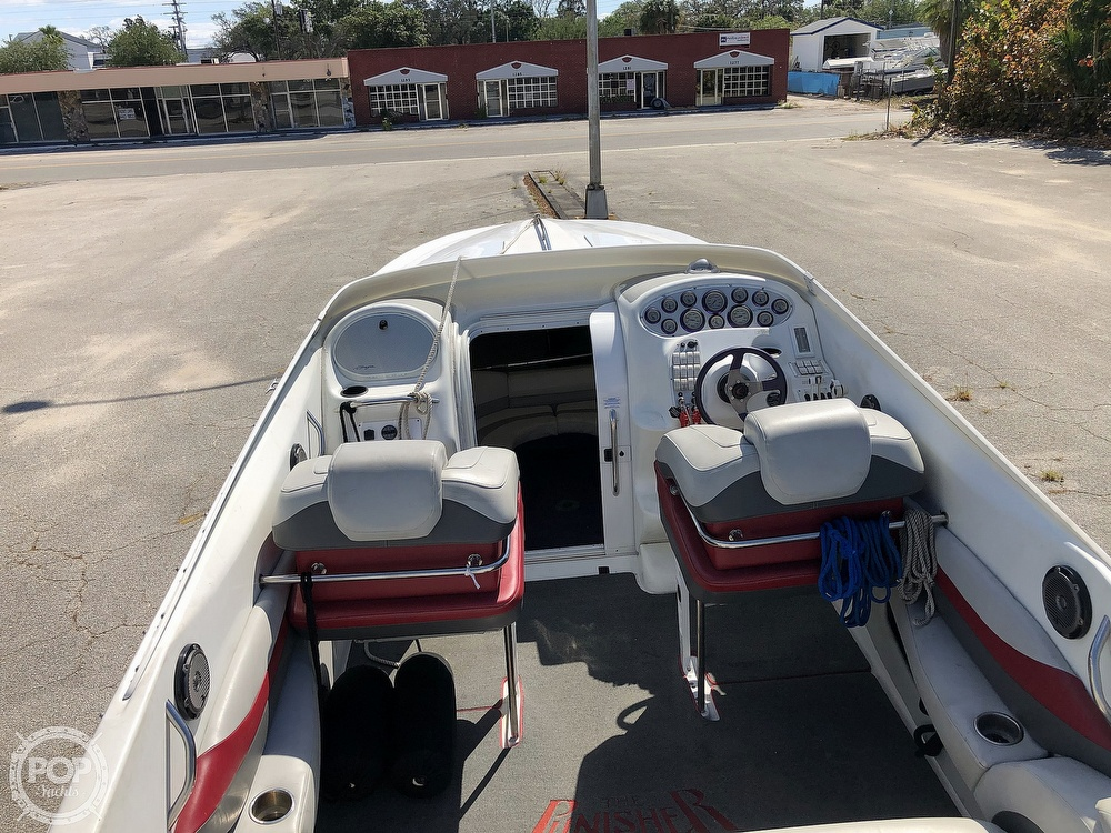 1996 Baja boat for sale, model of the boat is Boss 302 & Image # 35 of 40