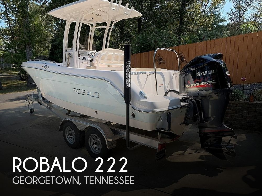 2018 ROBALO EXPLORER 222EX for sale