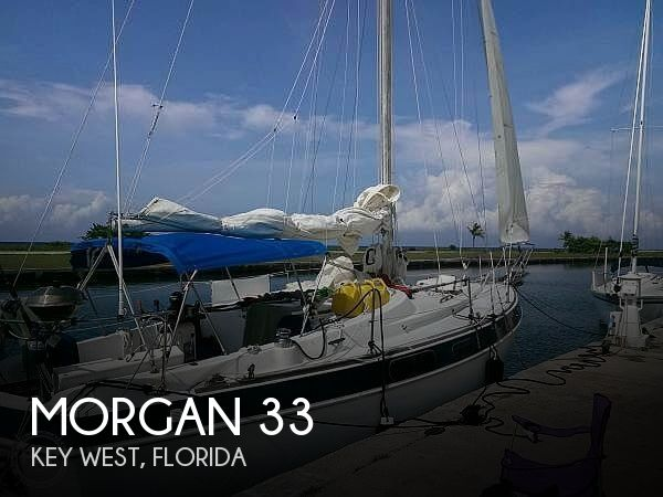 1977 MORGAN 33 OUT ISLAND for sale