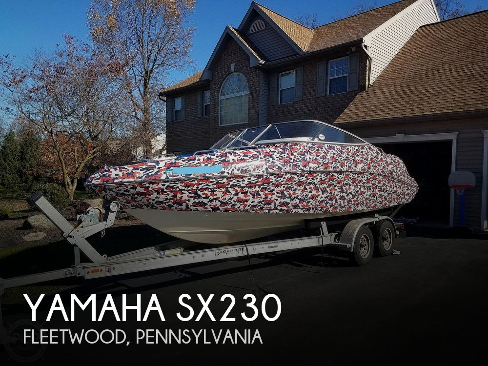 2007 Yamaha boat for sale, model of the boat is SX230 & Image # 1 of 41