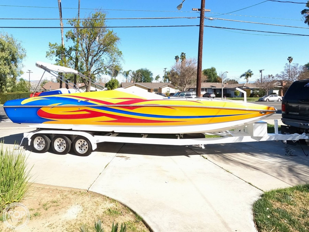2009 Magic boat for sale, model of the boat is 28 Scepter Open Bow & Image # 3 of 40
