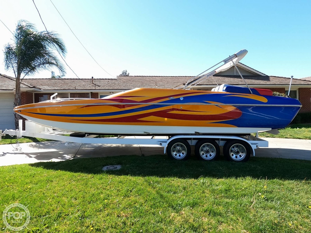 2009 Magic boat for sale, model of the boat is 28 Scepter Open Bow & Image # 6 of 40