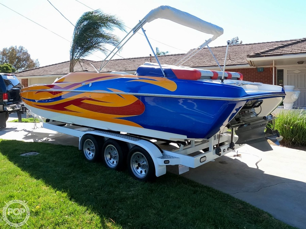 2009 Magic boat for sale, model of the boat is 28 Scepter Open Bow & Image # 7 of 40
