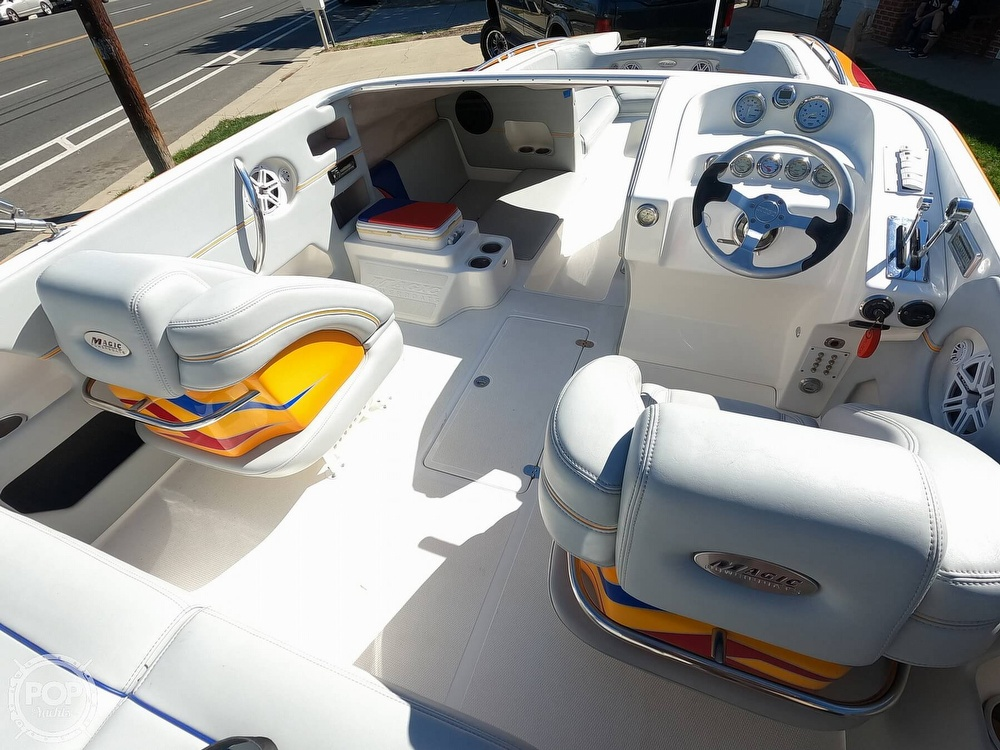 2009 Magic boat for sale, model of the boat is 28 Scepter Open Bow & Image # 15 of 40