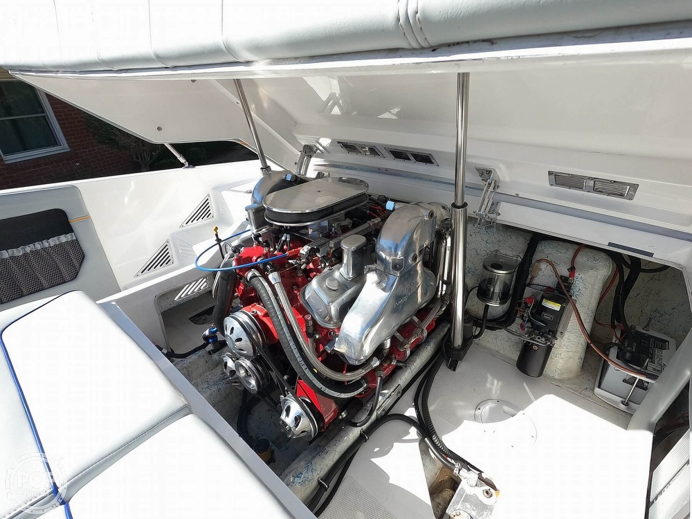 2009 Magic boat for sale, model of the boat is 28 Scepter Open Bow & Image # 20 of 40