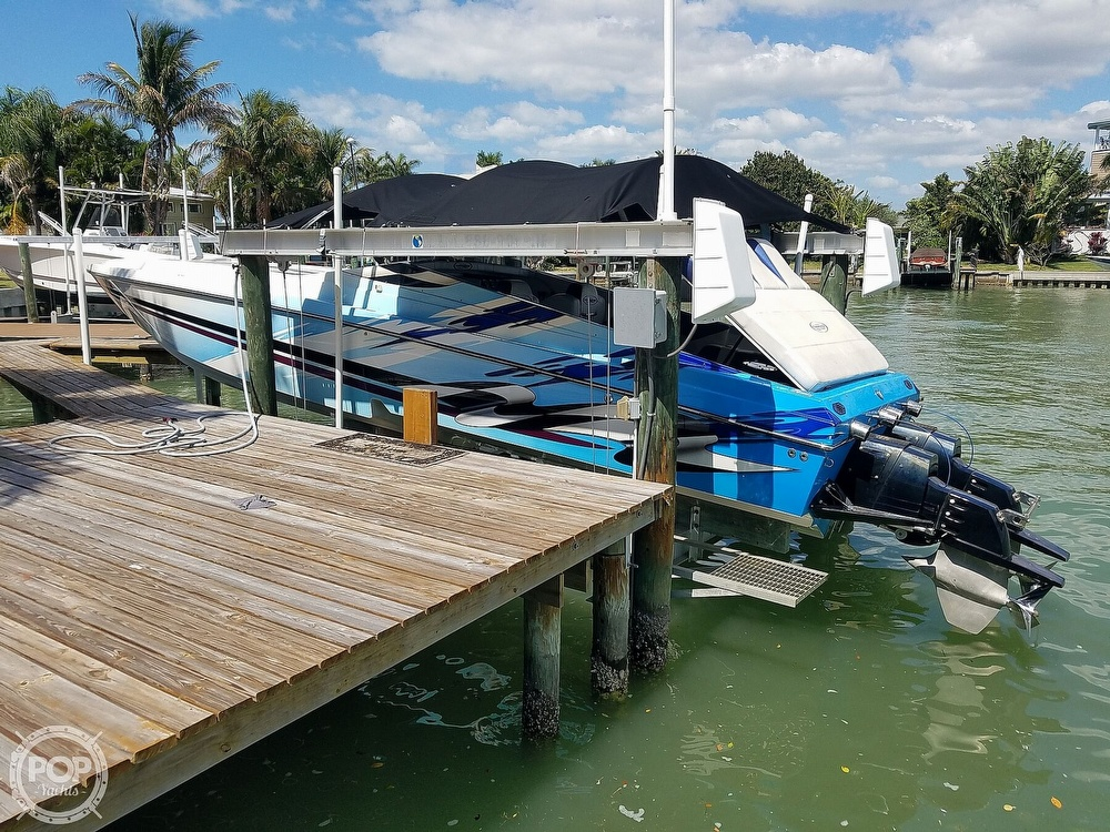 2001 Active Thunder boat for sale, model of the boat is 37 Custom & Image # 4 of 40