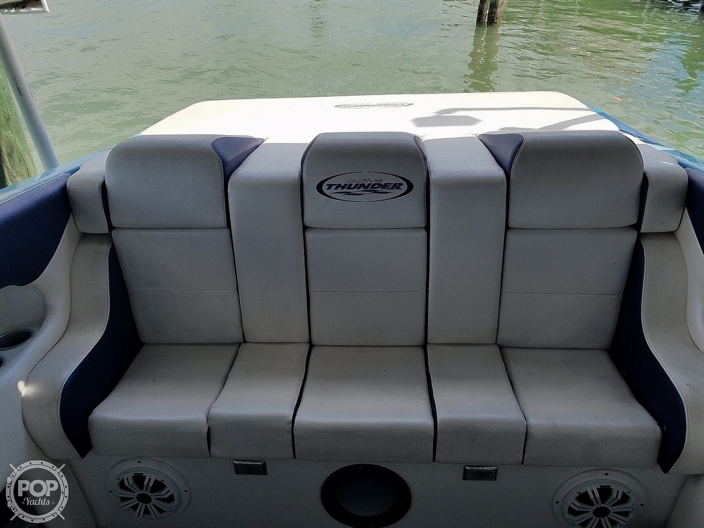 2001 Active Thunder boat for sale, model of the boat is 37 Custom & Image # 8 of 40