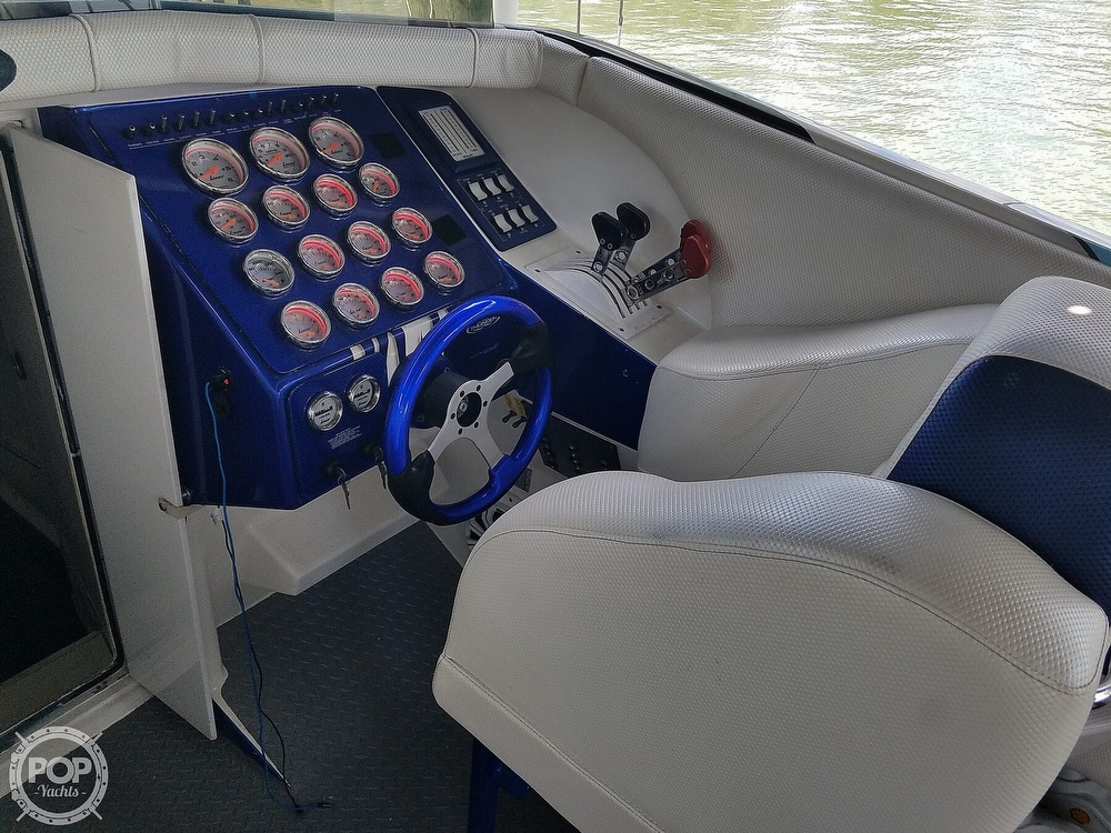 2001 Active Thunder boat for sale, model of the boat is 37 Custom & Image # 10 of 40