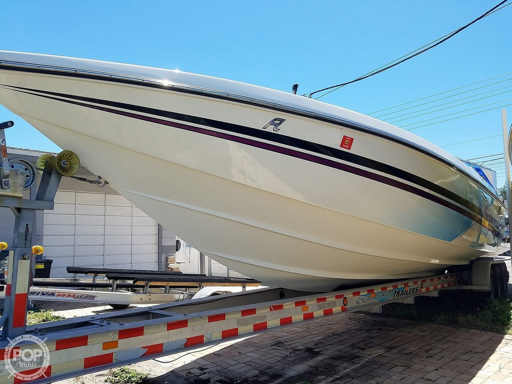 2001 Active Thunder boat for sale, model of the boat is 37 Custom & Image # 25 of 40
