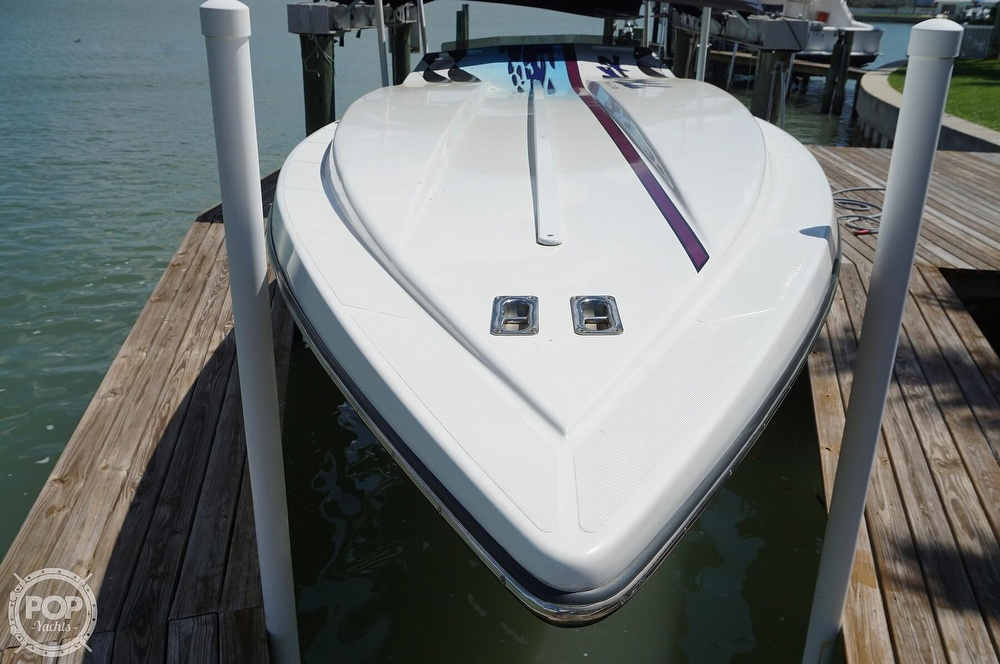 2001 Active Thunder boat for sale, model of the boat is 37 Custom & Image # 36 of 40