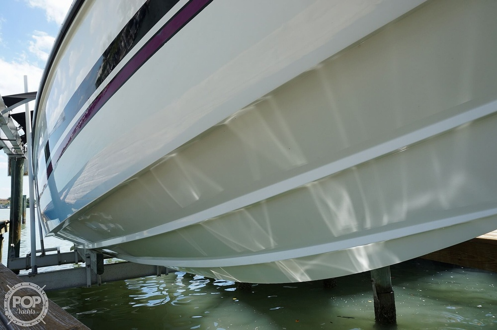 2001 Active Thunder boat for sale, model of the boat is 37 Custom & Image # 39 of 40