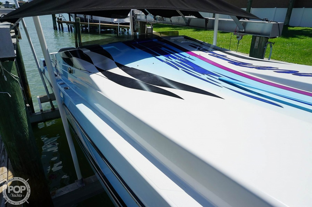 2001 Active Thunder boat for sale, model of the boat is 37 Custom & Image # 40 of 40
